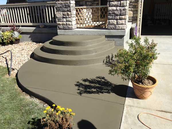 ... Concrete Repair Driveways Denver Kodiak Steps Concrete Work ...